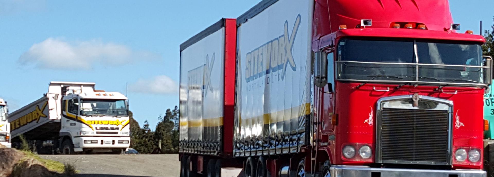Trucks Slider